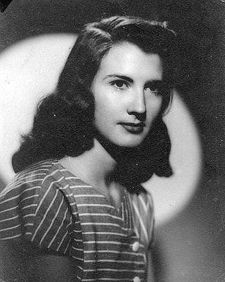 My mother Hazel Irene Cottrell Geissler born TX 21 Mar 1926, died VA 23 Apr 1999