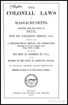 Mass.laws