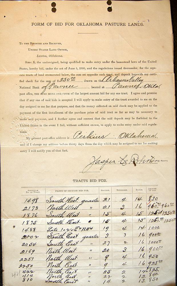 Homesteading a cash sale   The Legal Genealogist
