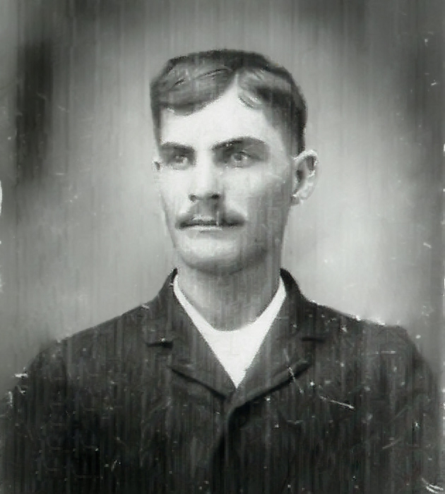 Jasper Carlton Robertson, 18 April 1871 - 15 March 1912
