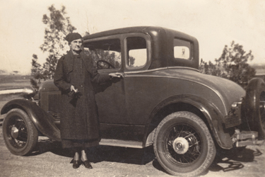 Nettie (Cottrell) Holley, 1934