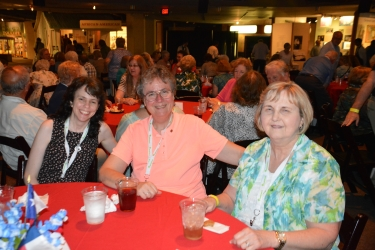 L-R: Paula, Judy, Ruth