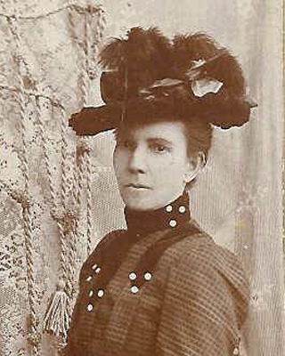 My great great grandmotherMartha Louise Shew Baird Livingstonborn AL 24 Oct 1869, died VA 13 Mar 1954