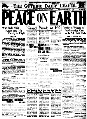 peace1918