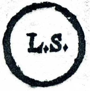 Locus sigilli