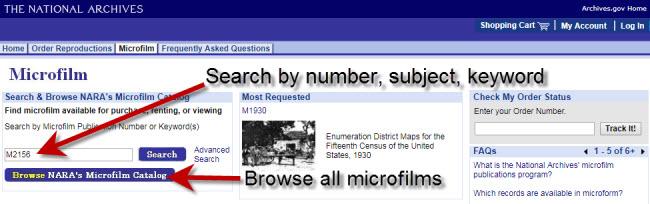 Microfilm page