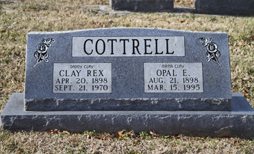 Opal Cottrell stone