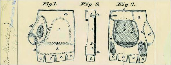 glove patent