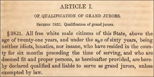 Georgia jury statute