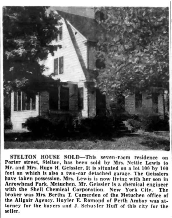 Edison house