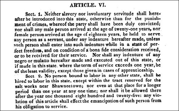 1818 Constitution