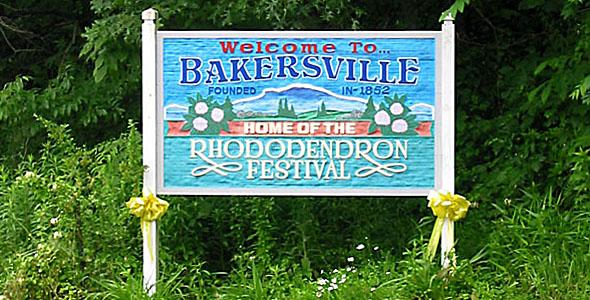 Bakersville NC
