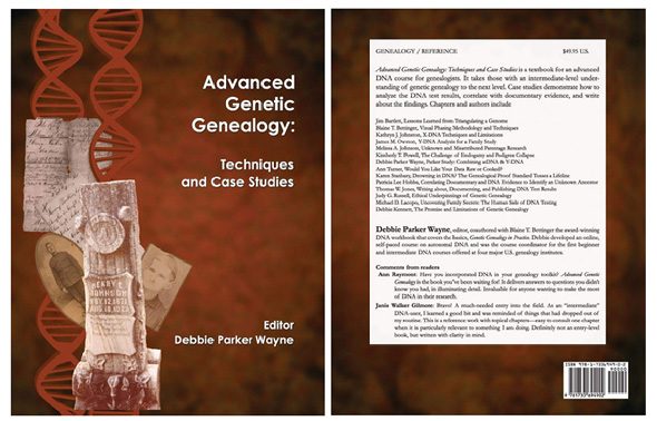 Advanced Genetic Genealogy