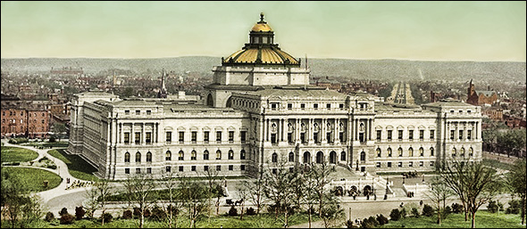 Library of Congress 1902