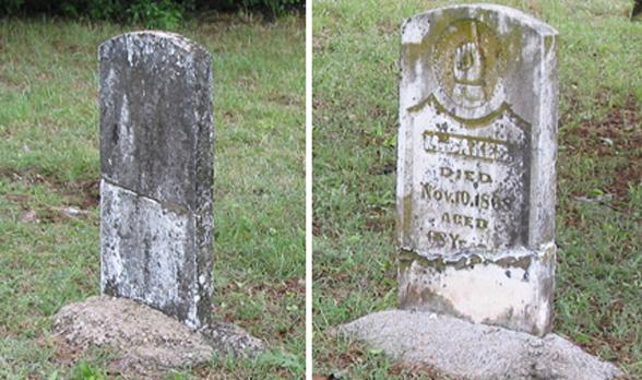 Baker graves 2007