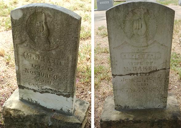 Baker graves 2019