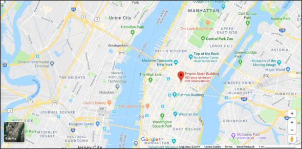 Citing Google Maps | The Legal Genealogist on show map of new jersey, ny state, show mea map of new york city, show map of potsdam ny, road map of new york state,