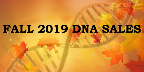Fall DNA sales