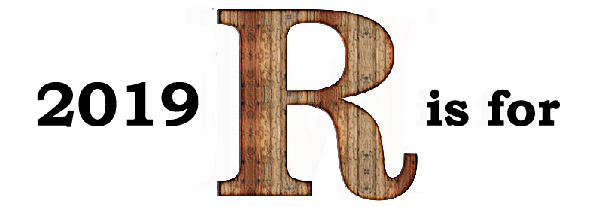 2019 letter R