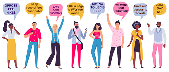 USCIS fees