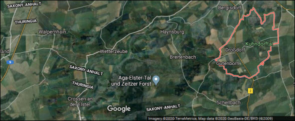 Google Maps Drossdorf