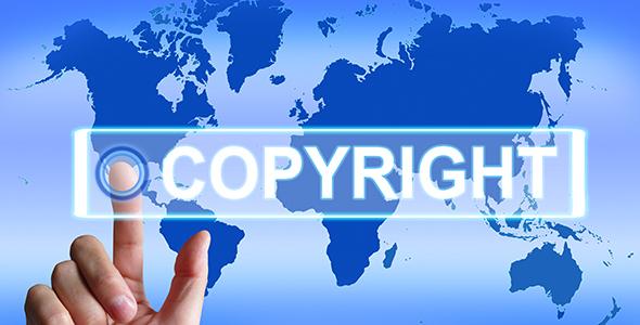 copyright map