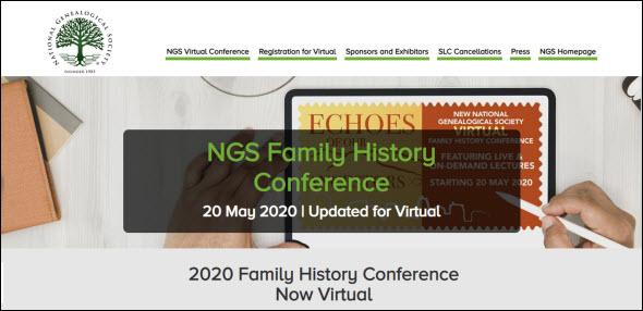 NGS 2020
