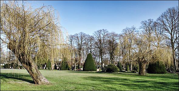 Walle Cemetery, Bremen