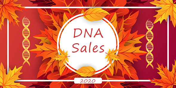 fall dna sale