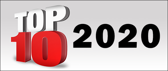 Top 10 posts for 2020