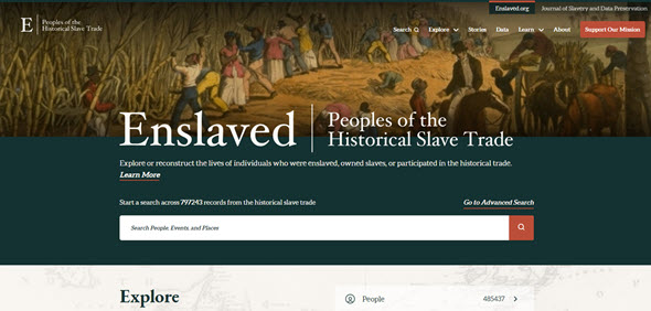 Enslaved.org