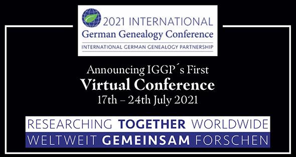 IGGP 2021 conference