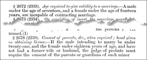 Alabama code 1876